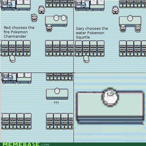 bulbasaur forever alone Pokémemes Pokémon Rage Comics - 4668449024