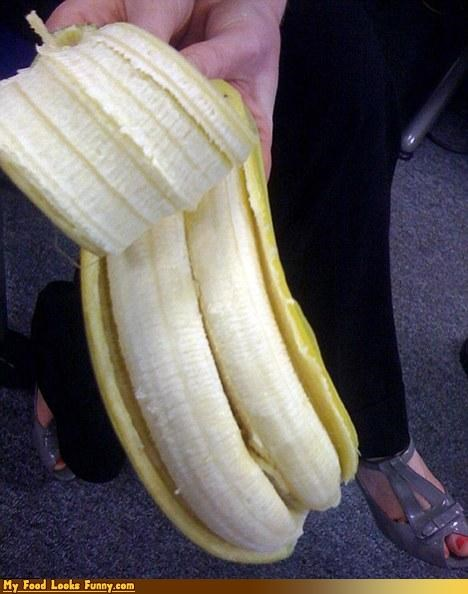 bananas double naughty one peel