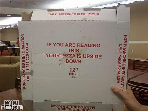 box packaging pizza pizza is magical warning - 4668559616