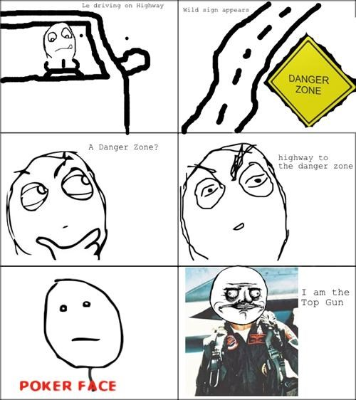 goose,Rage Comics,Tom Cruise,top gun