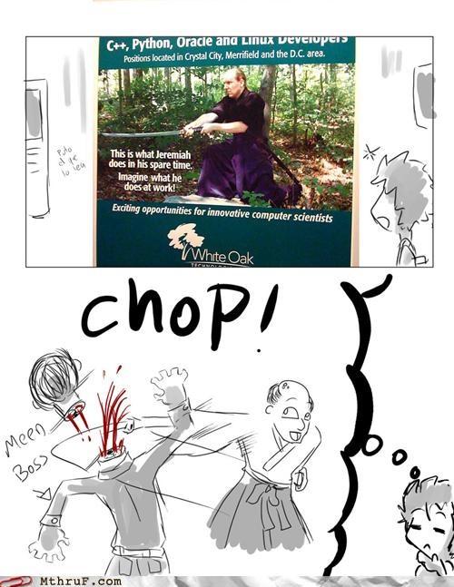 chop,lesson,samurai