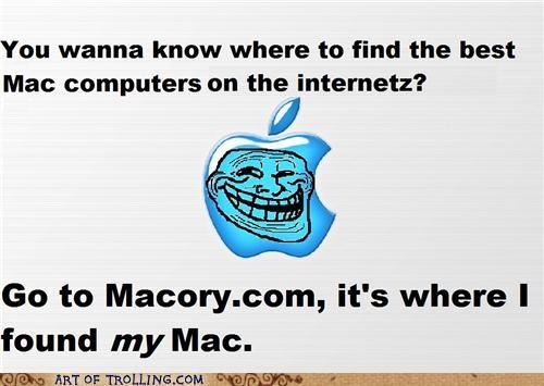 mac poop shock troll url - 4669666304
