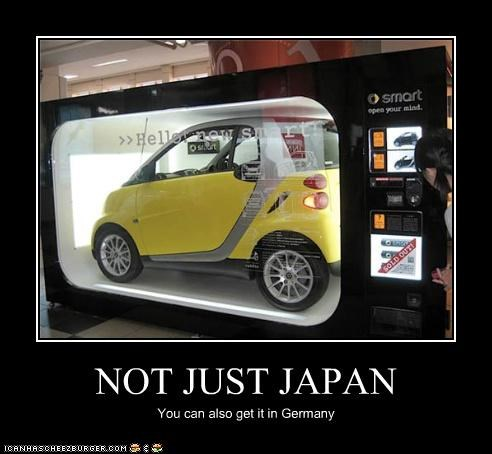 NOT JUST JAPAN You can also get it in Germany
