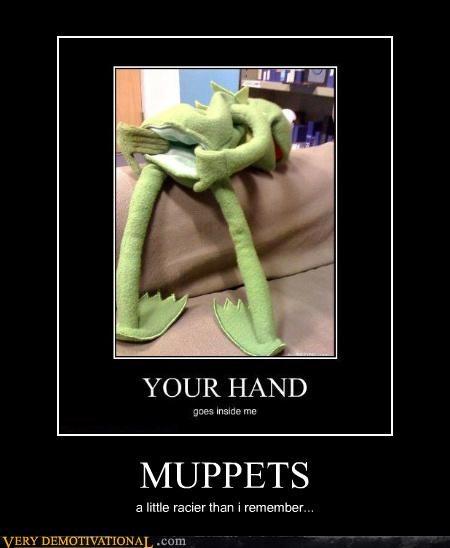 kermit,muppets,racier