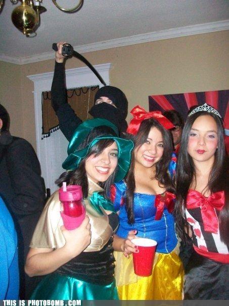 costume halloween ninja - 4671770880