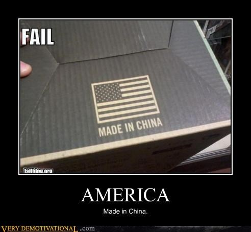 america box China made in - 4672199680