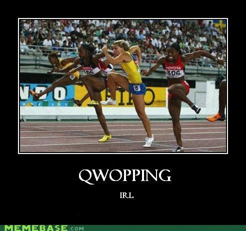 gold IRL Meanwhile olympics QWOP - 4672307200