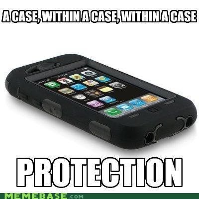Inception iphone phone protection - 4672377600