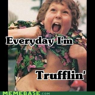 everyday hustlin lyrics Memes trufflin - 4672410880