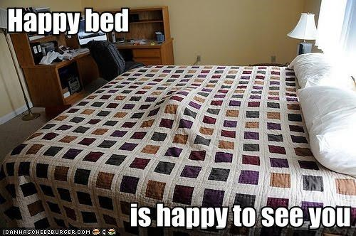 aroused bed caption captioned excited happy happy chair is happy innuendo suggestive - 4672992512