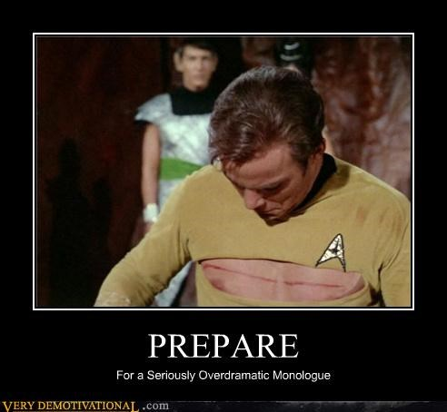 Captain Kirk,monologue,Star Trek