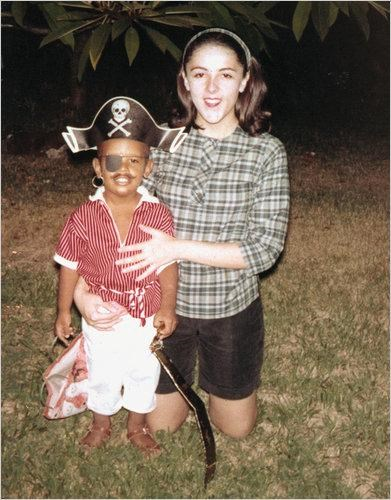 barack obama,From The Archives,Stanley Ann Dunham,Where Were They Then