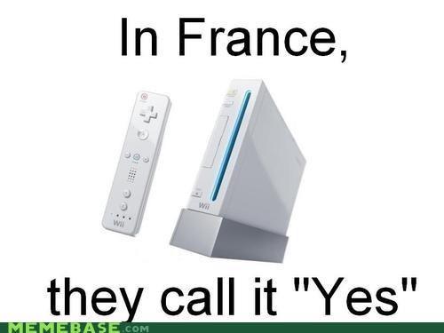 france Germany Memes nintendo wii yes - 4675270656