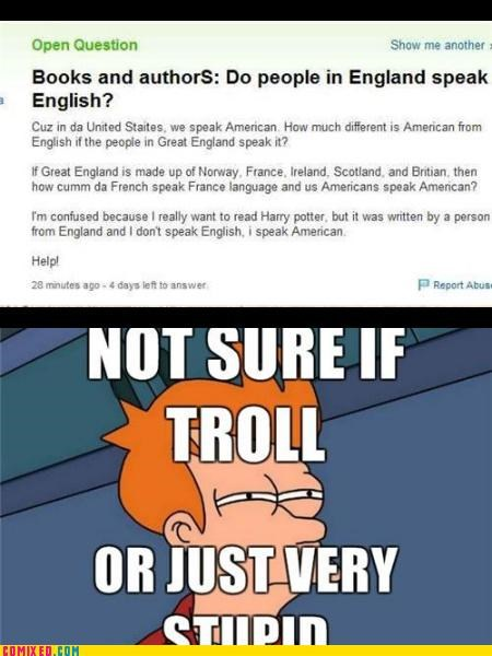 american english the internets troll - 4676088832