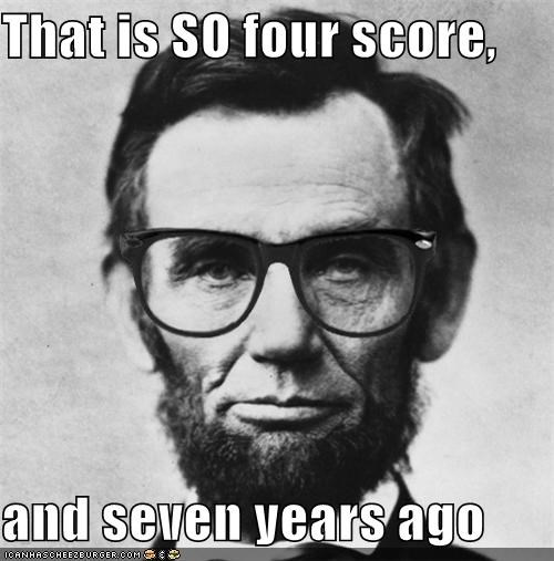 founding fathers four score gettysberg hipster-disney-friends lincoln speeches - 4676703744
