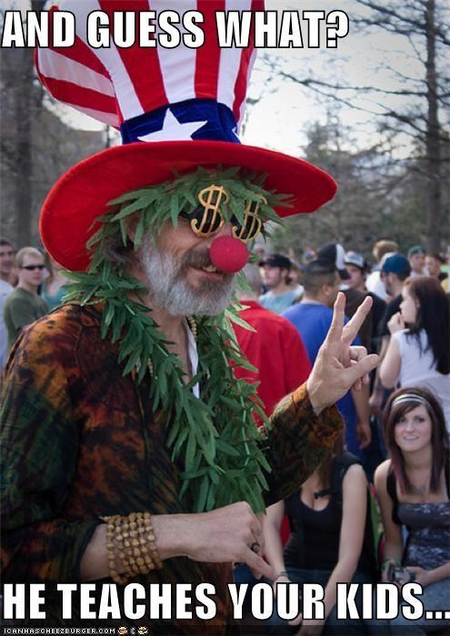 america,marijuana,political pictures