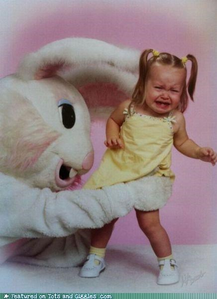 awful bunny easter scary - 4676920320