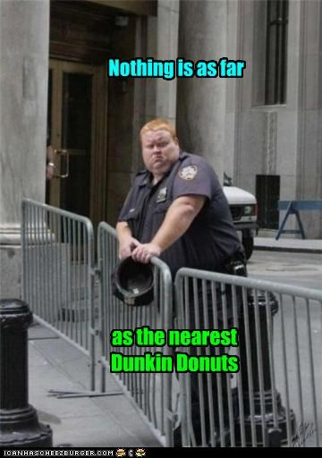 cops,dunkin donuts,police,political pictures