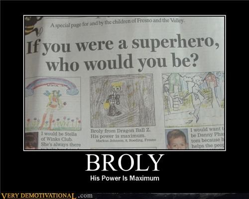 broly,Dragon Ball Z,hero