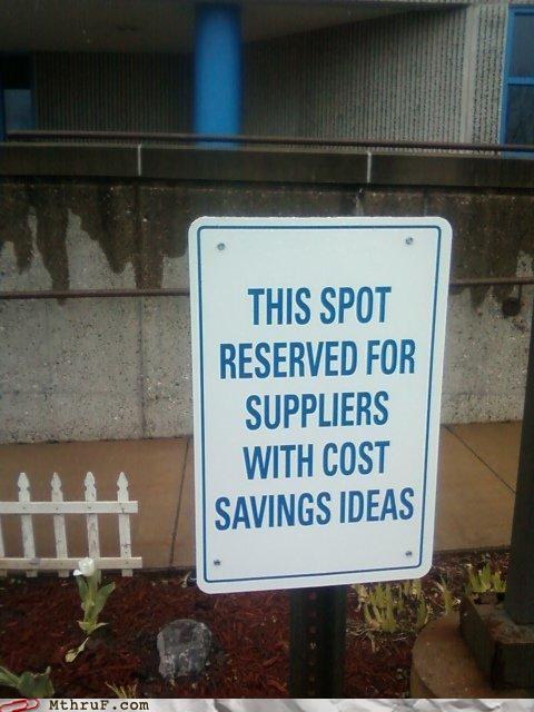 parking sign - 4677482496