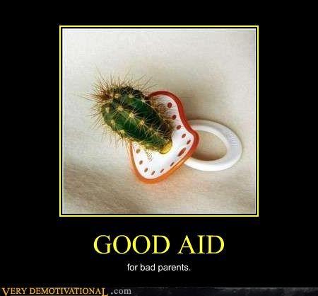 Babies cactus pacifier parents - 4678738688