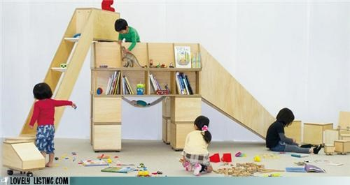 books furniture kids play storage - 4678897152