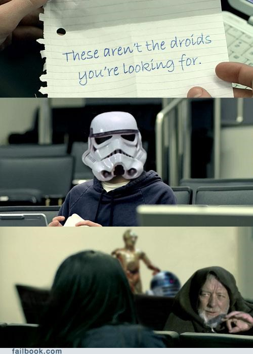 meme,star wars,zuckerberg note pass