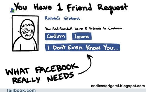 comic,friend request