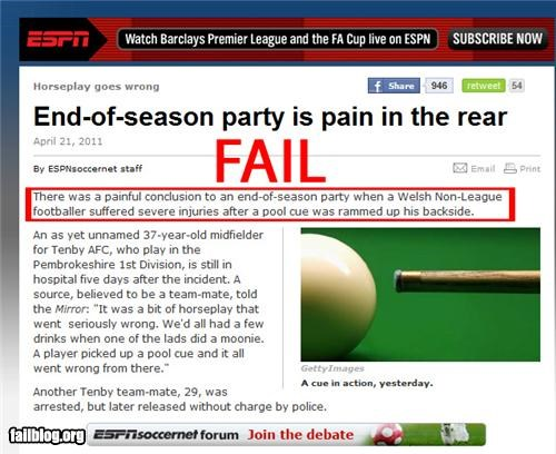 failboat innuendo ouch pool Probably bad News sports summer fails - 4679303680