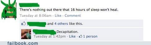 decapitation,sleep,true