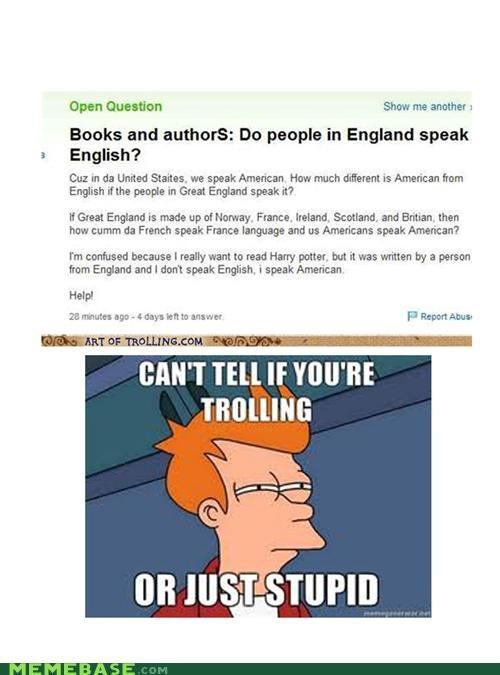 england,fry,Harry Potter,Memes,Reframe,trolls