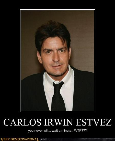 Charlie Sheen duh estevez real name winning - 4679849216
