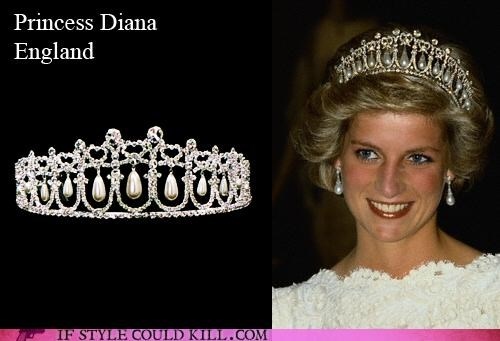 cool accessories,monarchs,princess diana,princess letizia,princesses,queen rania,royalty,tiaras