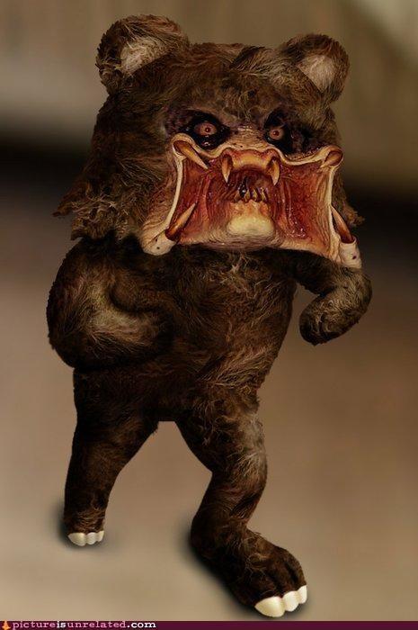 drawing eww pedobear Predator - 4680160000