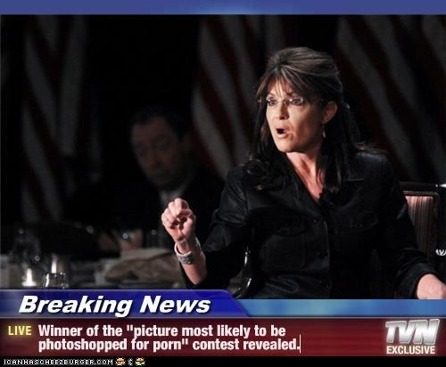 photoshop political pictures Sarah Palin - 4680549376
