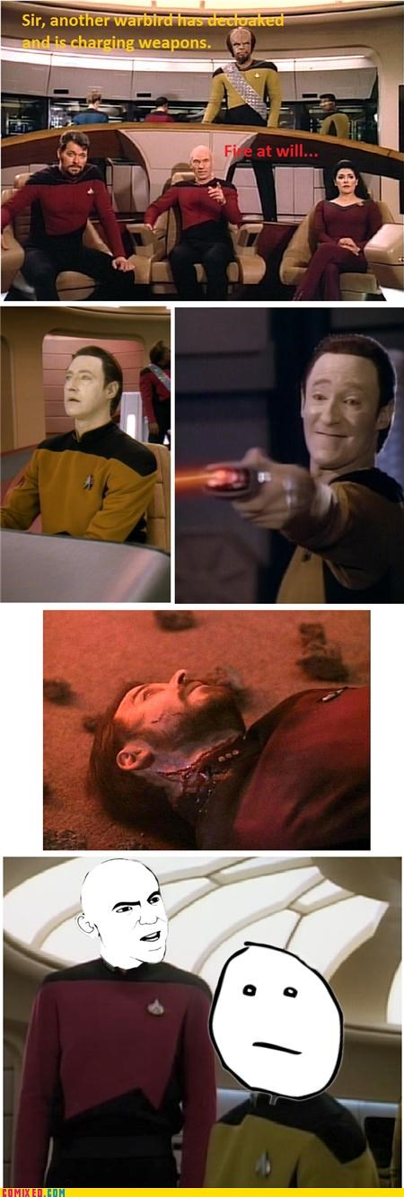 data literal Star Trek will wrong - 4681175808
