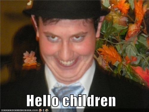 creeper,creepy,derp,pedobear IRL