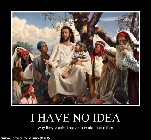 art,demotivational,funny,historic lols,jesus,painting,religion