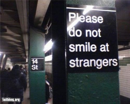 failboat g rated new york oddly specific smiling Subway - 4682576384