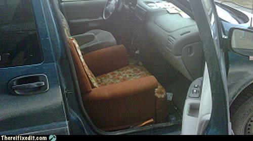 car seat cars comfy couch dangerous dual use - 4682713344