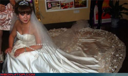 China funny wedding photos pearl wedding dress - 4682814976