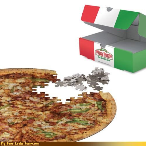 boring pie pizza puzzle - 4682841344
