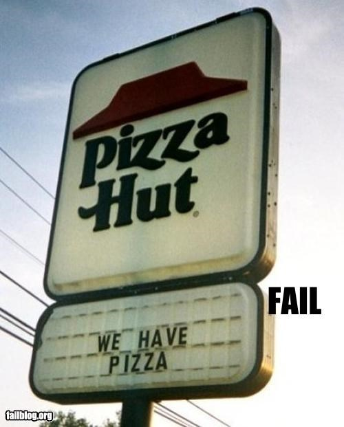 duh facepalm failboat g rated pbvious pizza - 4682896896