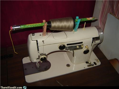 clever needle sewing sewing machine thread - 4684068352