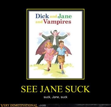book richard and jane vampire - 4684475904