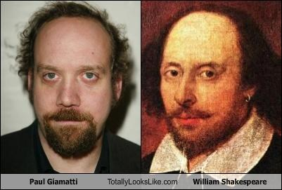 actors,Paul Giamatti,william shakespeare,writers