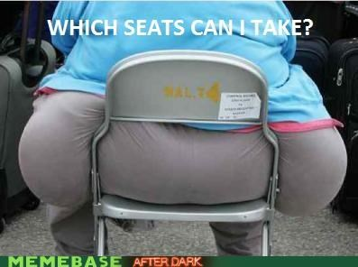 fat,Memes,Rebecca Black,seats