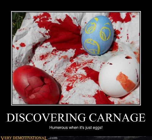 carnage,eggs,hilarious,wtf