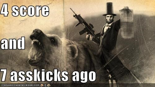 fake funny history lincoln shoop - 4687449344