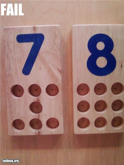 counting education facepalm failboat g rated numbers visual aides - 4687595008